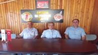 TGF  Genel Başkanı Yılmaz Karaca Antakya'dan Meslektaşlarına Seslendi:  Anadolu Basınını Bitirmek İçin Düğmeye Basıldı!
