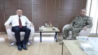 Tuğgeneral Kılınç'tan Başkan Savaş'a veda