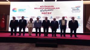CHP'li Büyükşehir Belediye Başkanları Hatay Buluşması Başladı