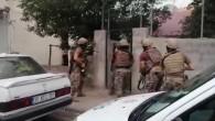 İskenderun'da Suç çetesi elemanlarını Polis Özel Hareket ekipleri evlerinde yakaladı