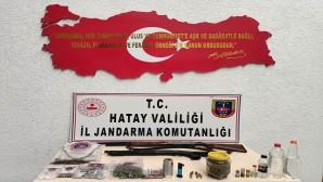 Uyuşturucu kaçakçılığı yapan 4 kişi tutuklandı