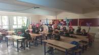 Antakya Belediyesi'nin birinci sınıf öğrencilerine yönelik özel okul şenlikleri devam ediyor