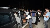Arsuz'da huzur operasyonunda  yakalanan 26 kişiden 9'u tutuklandı
