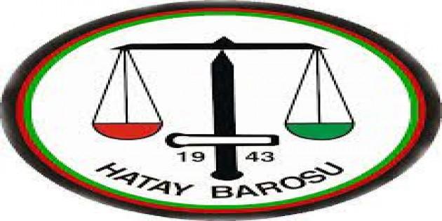Hatay Barosu Yönetim Kurulu'ndan  Hatay Büyükşehir Belediyesine  çağrı: Projelerden vazgeçmiyelim!