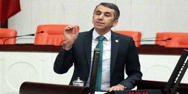 CHP Hatay Milletvekili Serkan Topal; TÜGVA  ve  TÜRGEV Yurtları Devlete devredilmelidir!