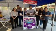 Genç Aydınlar Platformu Mustafa Kemal Üniversitesinde stant açtı!