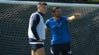 Atakaş Hatayspor Malatyaspor maçının son hazırlıklarını yapıyor