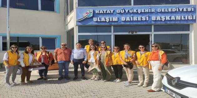 Hatay Büyükşehir Belediyesi ve Lions Kulübü Göz sağlığında farkındalık yarattı