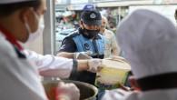 Hatay Büyükşehir Belediyesinden Çorba ikramı