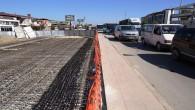 Hatay Büyükşehir Belediyesi Yol Bakım Onarım çalışmalarına devam ediyor