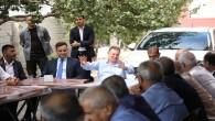 Kumlu ilçesindeki Muhtarlarla bir araya gelen Hatay Büyükşehir Belediye Başkanı Lütfü Savaş: Herkese eşit mesafedeyiz!