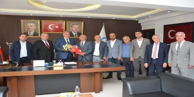 Antakya Belediye Başkanı İzzettin Yılmaz: Muhtarlarımız bizim gücümüze güç katıyor!