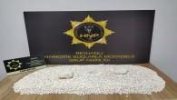 Reyhanlı'da 21.600 adet captagon habı yakalandı