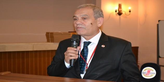 Türkiye Gazeteciler Federasyonu'nda Başkan Yılmaz Karaca güven tazeledi!