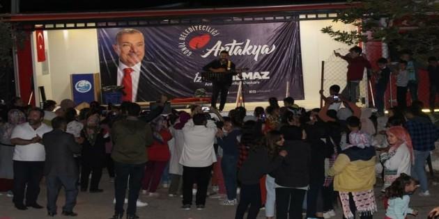 Antakya Belediyesi'nin Astronomi ve Uzay gözlem etkinlikleri devam ediyor