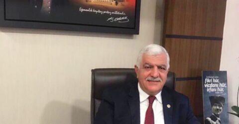 CHP Milletvekili Tokdemir Çiftçinin  Borç faizlerini Bakan Pakdemirli'ye sordu