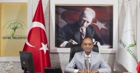 Defne Belediye Başkanı İbrahim Güzel'in Bayram Mesajı
